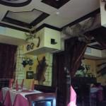 Интерьер ресторана Мисливець отеля Эдельвейс в Яремче
