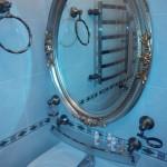 Ванная отеля Эдельвейс